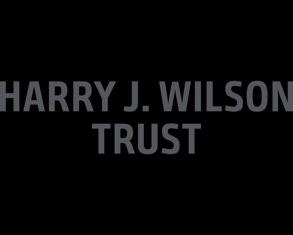 Harry J. Wilson Trust